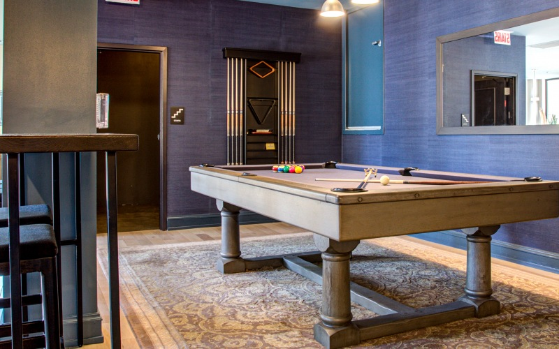 1 Bed Apartment at the Alfred, FLATS Apartments in the Loop, Chicago.