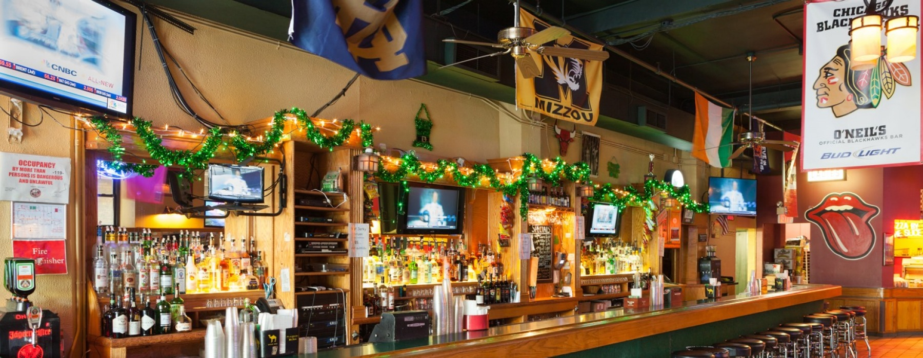 Top Sports Bars in The Loop